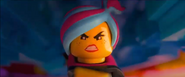 Lucy angry face