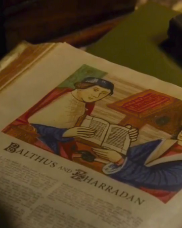 Book of Librarians Balthus and Zharradan Chapter.png