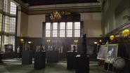 Chamberlain House artifact room