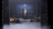 Treasure in Mayan temple