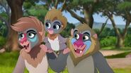 Оглянуться Назад l Дубляж l Don't Forget To Look Back (Russian) l The Lion Guard-0