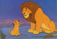 BrightestStar Simba&Mufasa