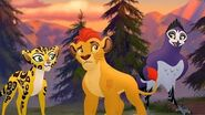 The Lion Guard Remember What Makes You You - Full song with lyrics The Lake of Reflection