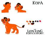 Kopa (Kopa's Story Comics)