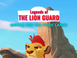 Legends of the Lion Guard: Battle for the Pride Lands