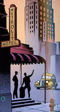 Metrolite Hotel