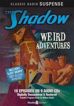 Weird Adventures CD (Radio Spirits)