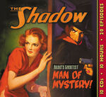 The Shadow: Radio's Greatest Man of Mystery CD (Radio Spirits)