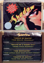 The Shadow: Classic Radio Collections (Cassettes)
