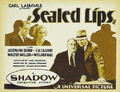 Sealed Lips (1931 Movie)