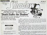 Death Stalks The Shadow (Radio Show)
