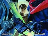 The Shadow/Green Hornet: Dark Nights