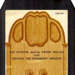 Aboard the Steamship Amazon (Radio Show)