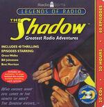 Greatest Radio Adventures CD (Legends of Radio)