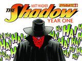 Shadow: Year One Vol 1 1