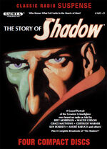 The Story of The Shadow (Radiola)