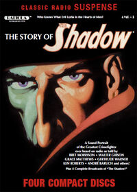 The Shadow CDs