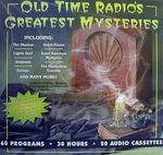 OTR Greatest Mysteries (Radio Spirits)