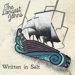 Written in Salt (Album)