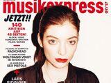 2017 Musikexpress Photoshoot