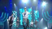 음악중심 - EXO-K - History, 엑소케이 - 히스토리, Music Core 20120414