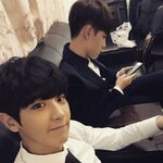 Chanyeol Baekhyun January 11, 2015