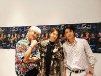 Chanyeol Sehun July 18, 2020