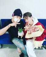 Chanyeol Baekhyun June 7, 2020
