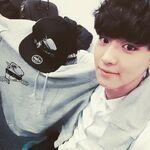 Chanyeol December 31, 2014 (1)
