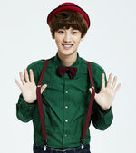 Miracles In December Chanyeol Promo