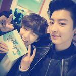 Chanyeol Baekhyun November 8, 2014 (2)