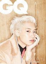 Chanyeol GQ Korea (August 2020) 1