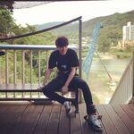 Chanyeol July 19, 2014 (1)