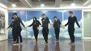 EXO-M 엑소엠 'History' Dance Practice (Chinese Ver