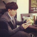 Chanyeol June 12, 2014 (1)