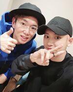Chanyeol January 3, 2020