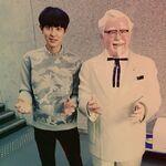 Chanyeol October 7, 2014