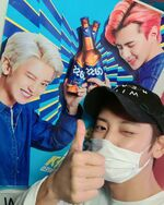 Chanyeol Sehun September 22, 2020
