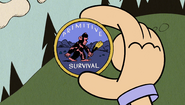 S2E06A Primitive Survival badge