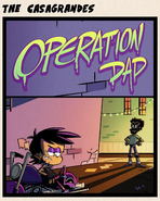 Operation Dad square title card