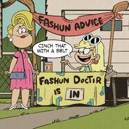 S3E01 Fashion advice
