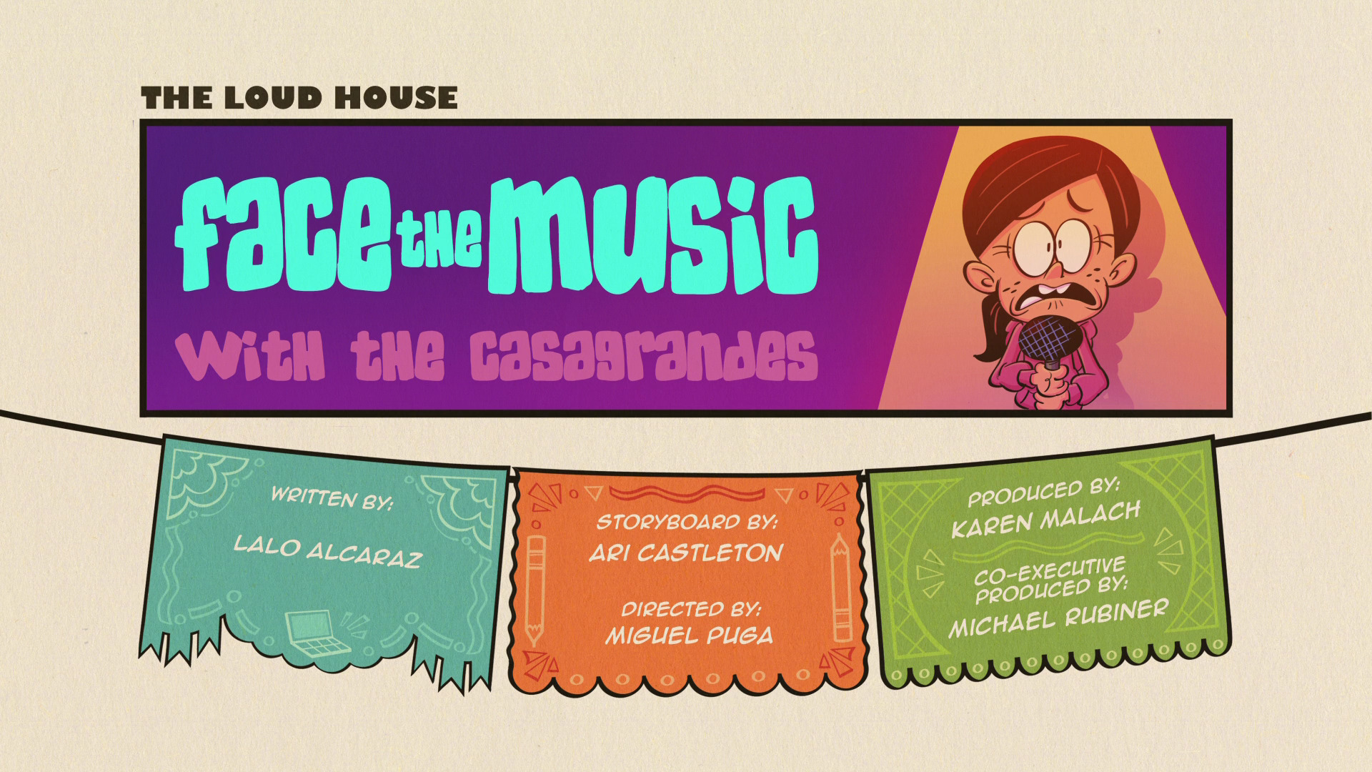 Face the Music with the Casagrandes
