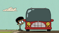 S4E18B Clyde getting in his car