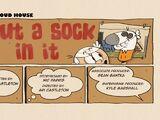 Put a Sock in It