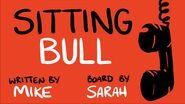 Sitting Bull Promotional Art