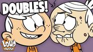 Hiring Almost Identical Doubles! Fool Me Twice The Loud House