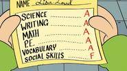 S2E20B Lisa's grades