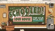 """The Loud House; """"Schooled!"""" promo ♯1 - Nickelodeon"""