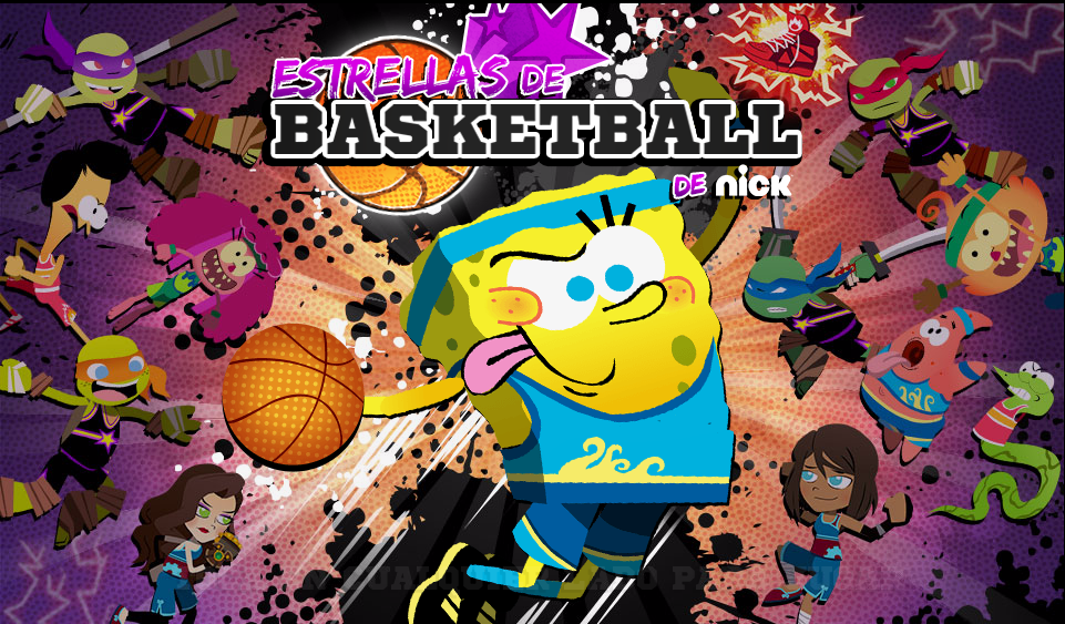 Estrellas de Basketball de Nick