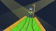 S4E25A Leni is at the top